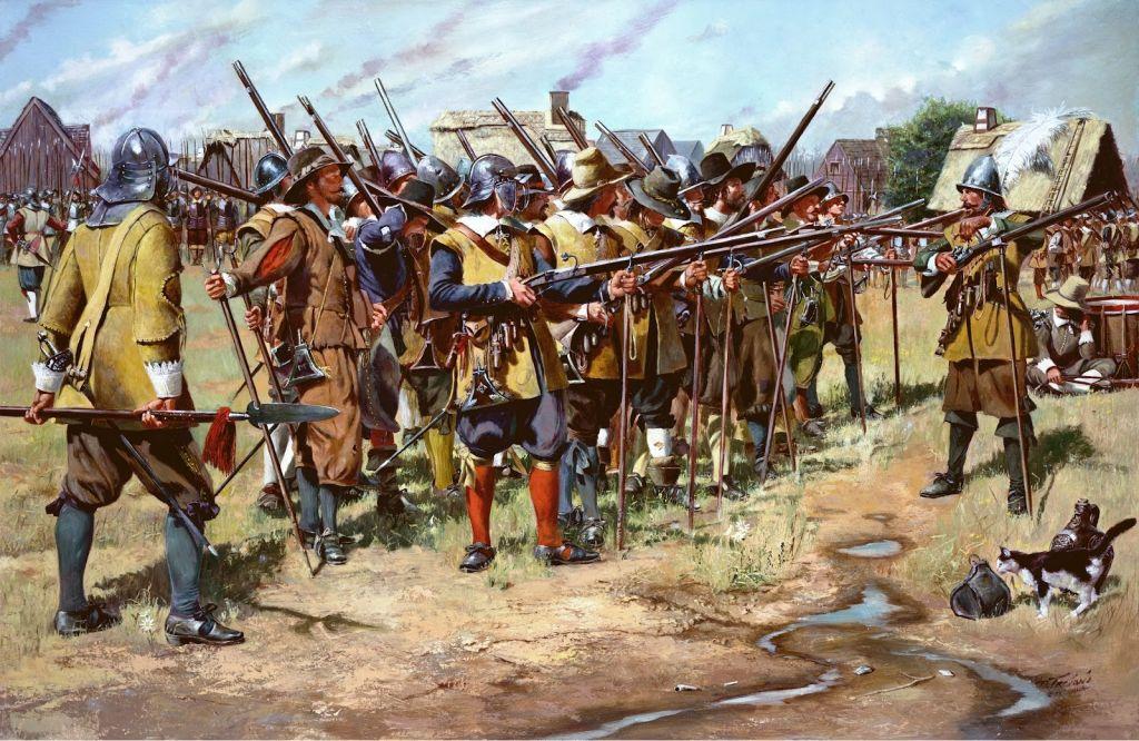 История Тридцатилетней войны (1618-1648). Причины, ход, последствия