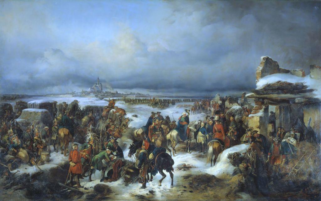 Пять неприступных крепостей, которые были взяты русскими войсками